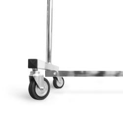 Yonhoo - Equipamiento Comercial   Tope PVC Bandeja 120 cm   Ref. 30712