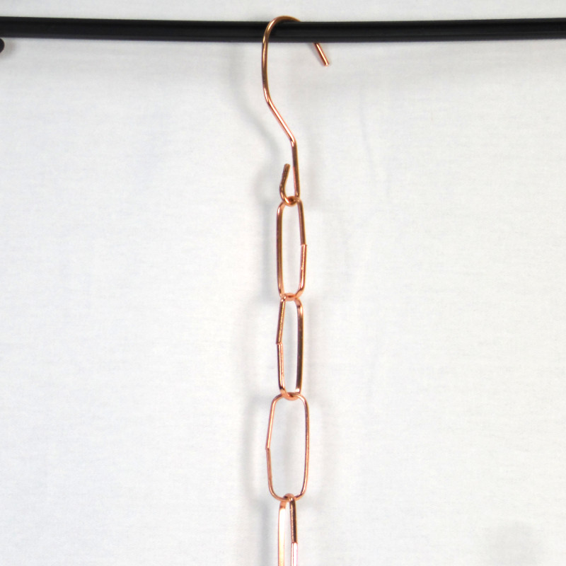 Gancho para Perforado Doble Linea 6 MM - 35 CM