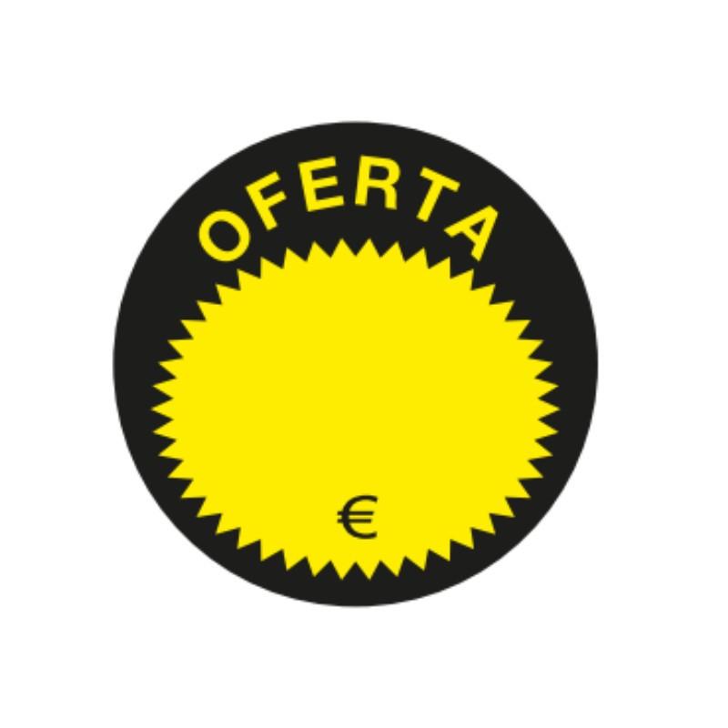 Pegatina Antihurto 4x4 RF
