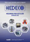 Catálogo Hedeco - Hostelería
